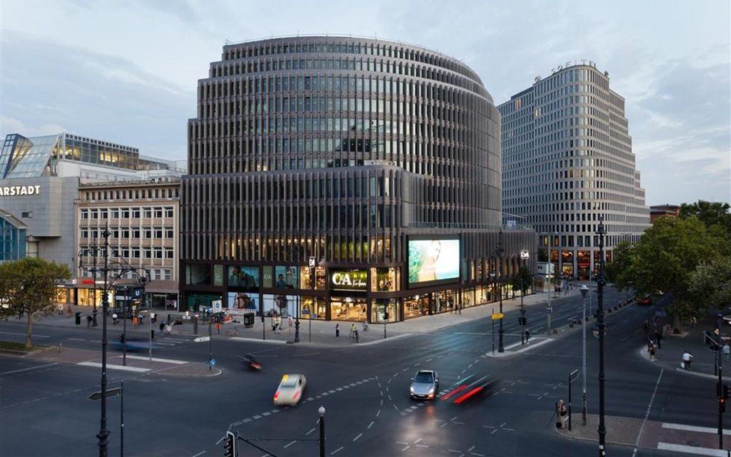Der neue C&A Design-Store im neuen Konzept in Berlin Kurfürstendamm (Foto: C&A)