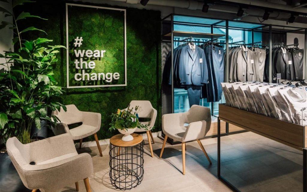 Modernes Look & Feel in den neuen C&A Stores in Berlin und Zürich (Foto: C&A)