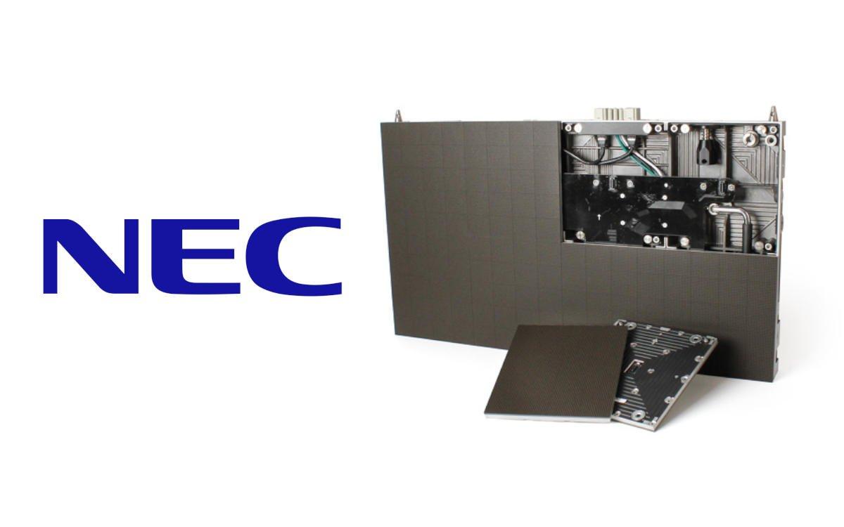 Für den Brandschutz spielt die Wahl des Gehäusematerials bei Panels für LCD- oder LED-Installationen eine wichtige Rolle, wie NEC in seinem Whitepaper erklärt (Foto: NEC)