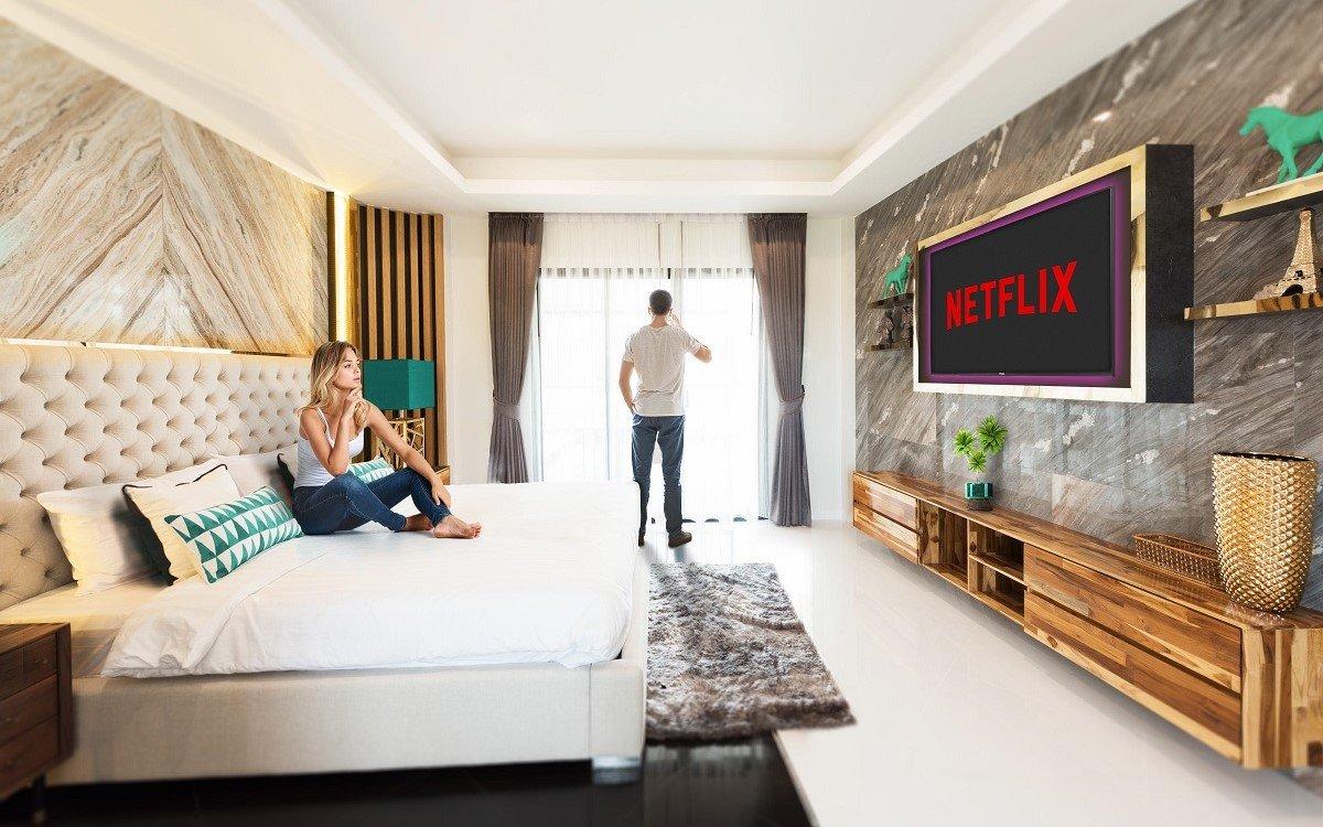 Philips PDS bringt mit einem neuen Update unter anderem Netflix auf ältere MediaSuite TVs (Foto: Philips PDS)