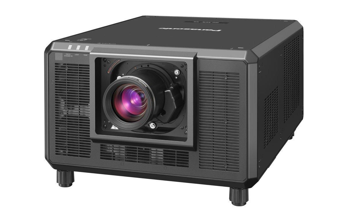 Mit 30.500 Lumen, 4K-Auflösung mit Quad-Pixel-Drive-Technologie und einer völlig neuen Laser-Engine soll Panasonics neue PT-RQ35K Serie immersive Erlebnisse bei Events ermöglichen (Foto: Panasonic)