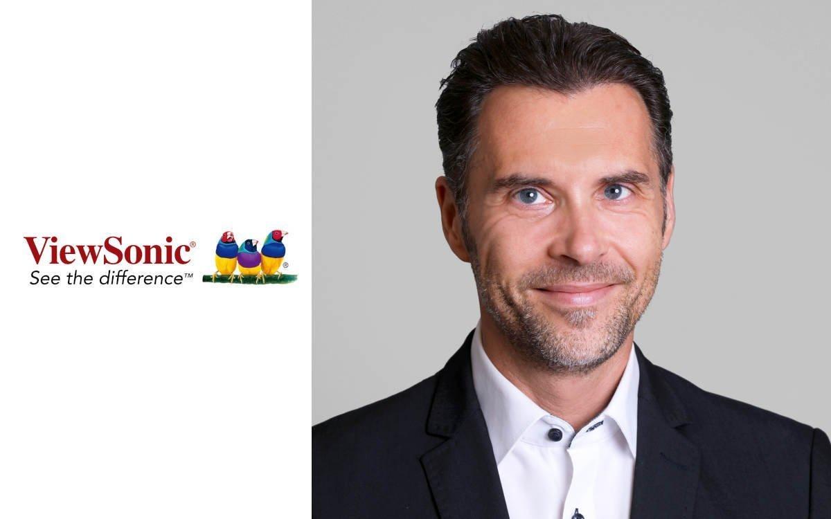 Marc Rassier unterstützt ViewSonic als neuer Business Development Manager (Foto: ViewSonic)
