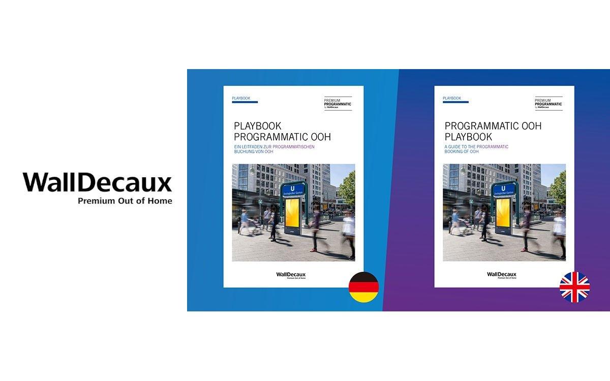 """WallDecauxs """"Playbook Programmatic"""" gibt Einblick in den gesamten programmatischen Planungs- und Buchungsprozess für DooH (Foto: WallDecaux)"""