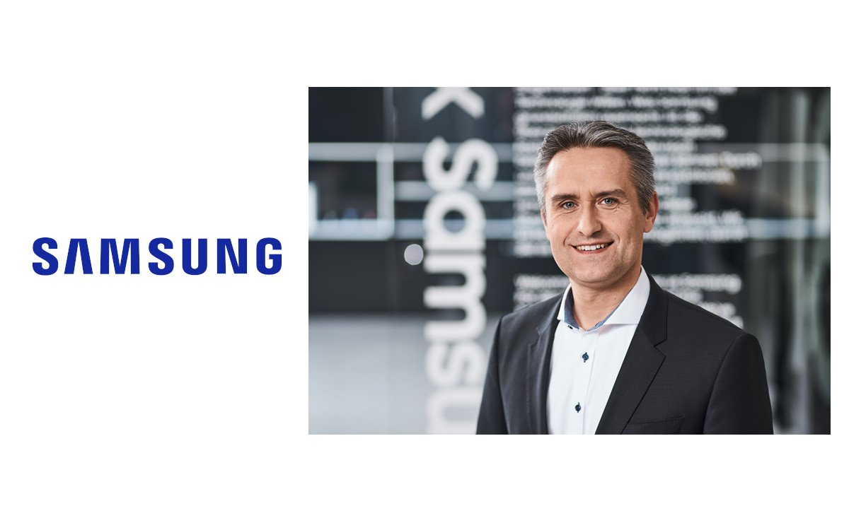 Joachim Wieczorek, Manager LED Channel / CE Display bei Samsung (Foto: Samsung)