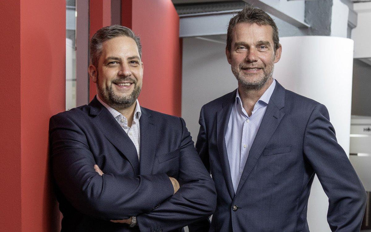 Neues Amptown Management - Malte Polli-Holstein und Michael Gutsmann (Foto: Amptown)