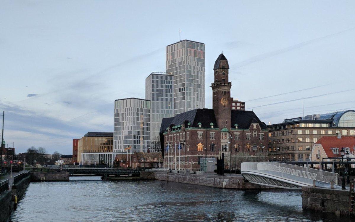 Malmö in Schweden - Heimat von Zeta Display (Foto: invidis)
