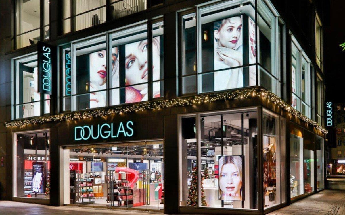 Neueröffnung Douglas Megastore in München (Foto: Douglas)