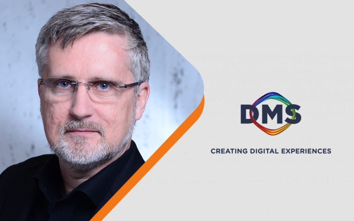 Hartmut Vogel vertritt den Wiener Full Service-Anbieter für Digitale Medien DMS künftig in Deutschland (Foto: DMS)