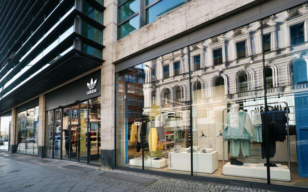 Adidas Originals Flagship Store in Berlin (Foto: Adidas)