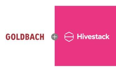 Außenwerber Goldbach Deutschland und die Programmatic-Plattform Hivestack haben eine neue Partnerschaft verkündet (Foto: Goldbach/Hivestack)