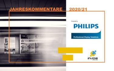 Es ist wieder soweit: wir sammeln die Jahreskommentare 2020|2021 (Foto: invidis)
