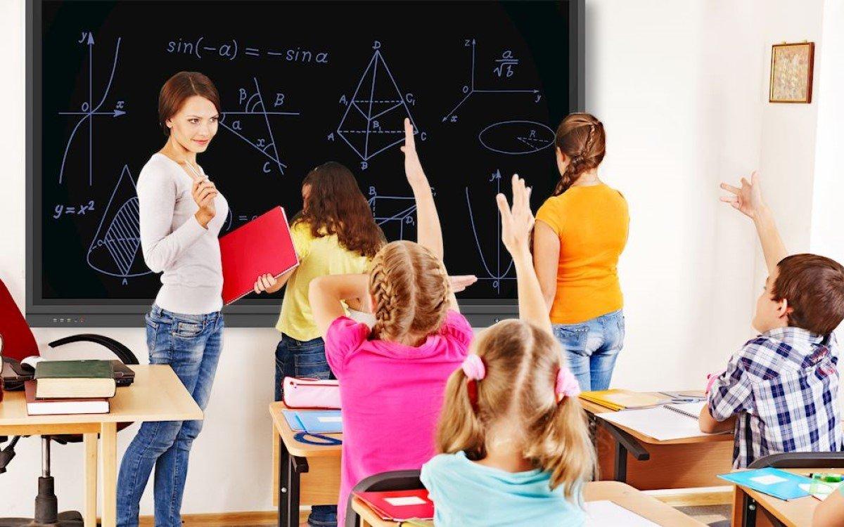 Optoma digitalisiert Klassenzimmer mit seiner neuen Creative Touch 3 Serie (Foto: Optoma)