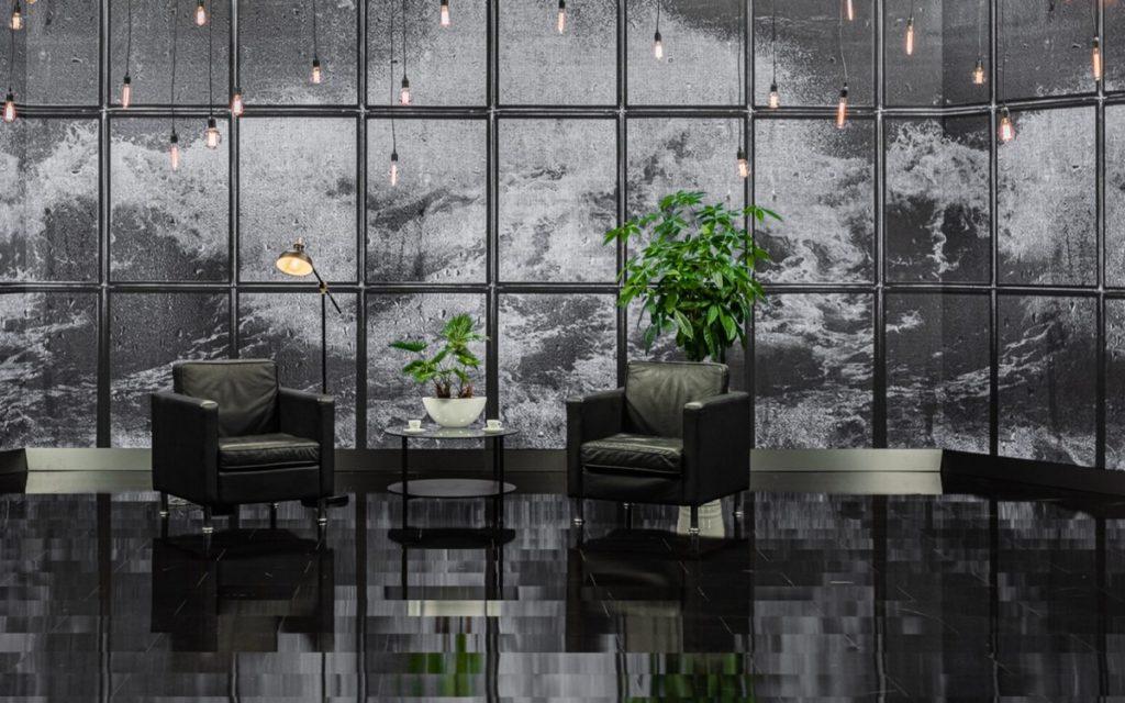 Die Studios bei Habegger bieten Raum für virtuelle Events wie etwa CEO-Talks (Foto: Habegger)