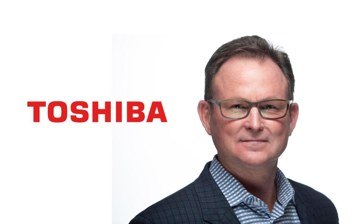 Toshiba ernennt Rance M. Poehler zum neuen Präsidenten und CEO für den Geschäftsbereich Retail Solutions (Foto: Toshiba)