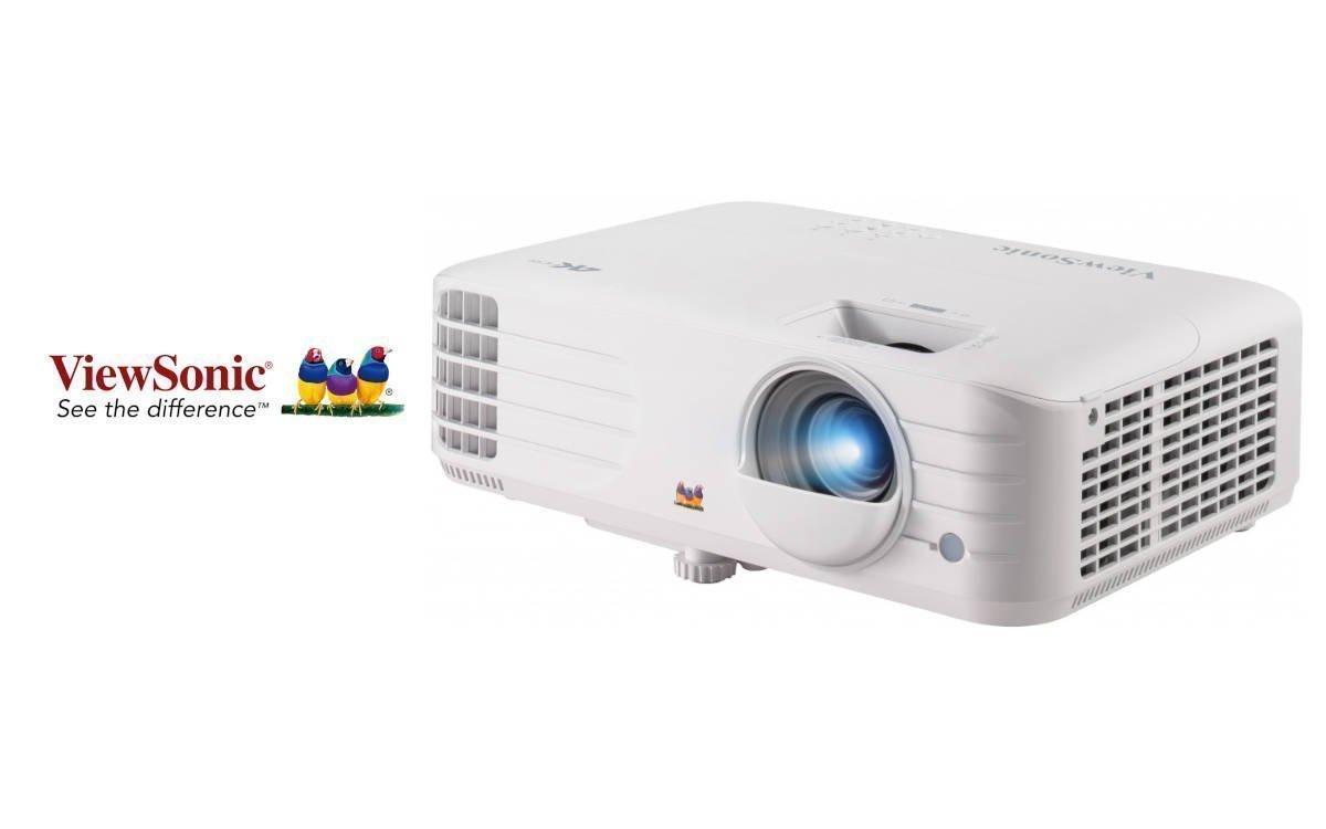 Der neue ViewSonic PX701-4K soll 4K für unter 1.000 Euro in Wohnzimmer und Meetingräume bringen (Foto: ViewSonic)