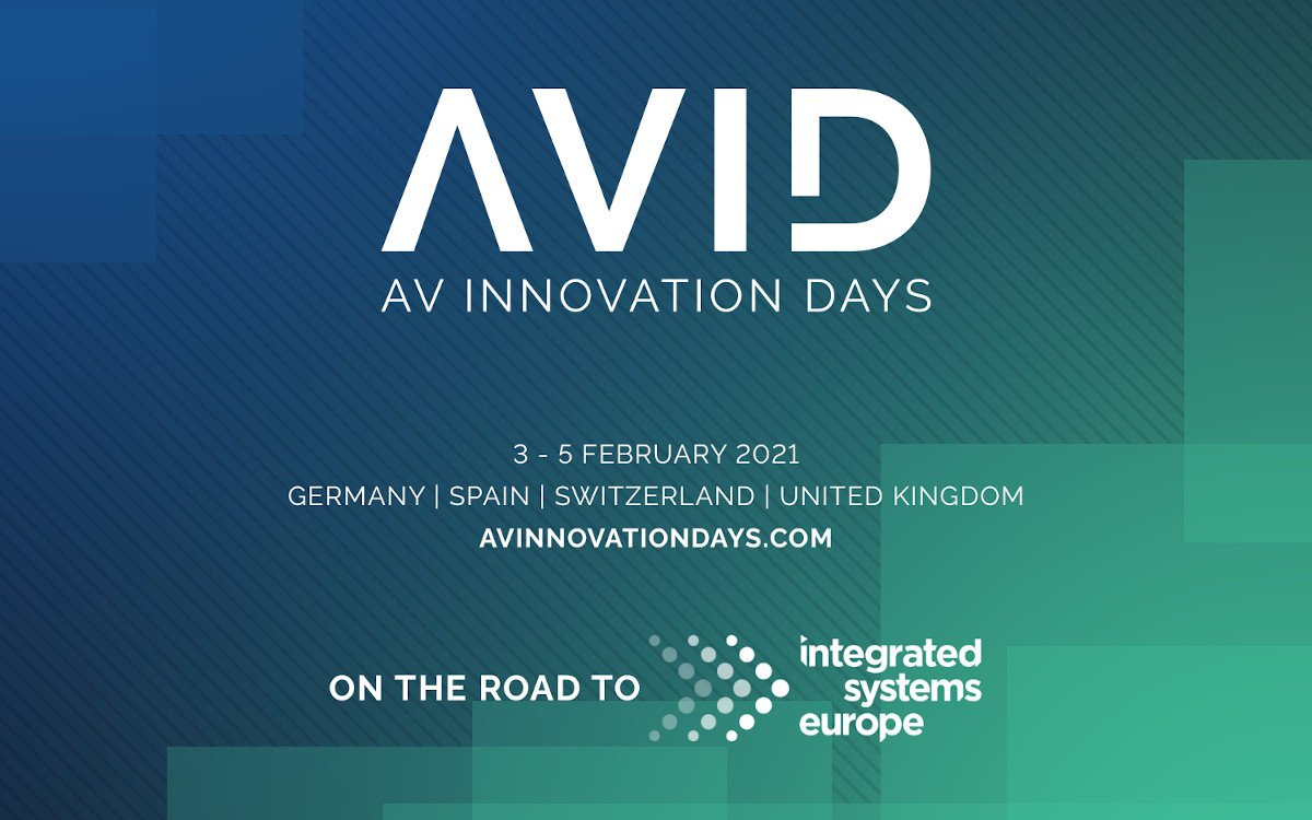 AVID 2021 - On the road to ISE Barcelona (Foto: Lang AG)