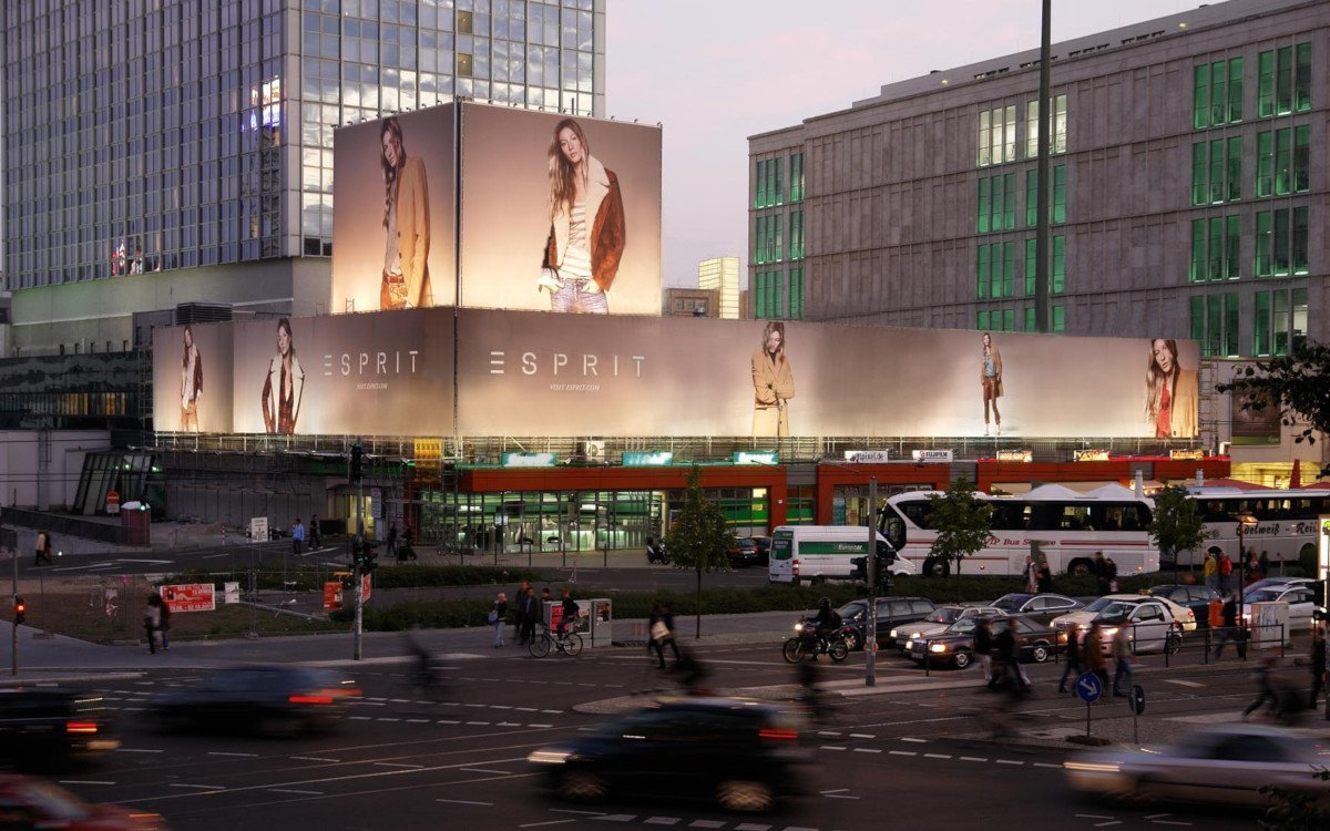 Ströer BlowUp in Berlin (Foto: Ströer)