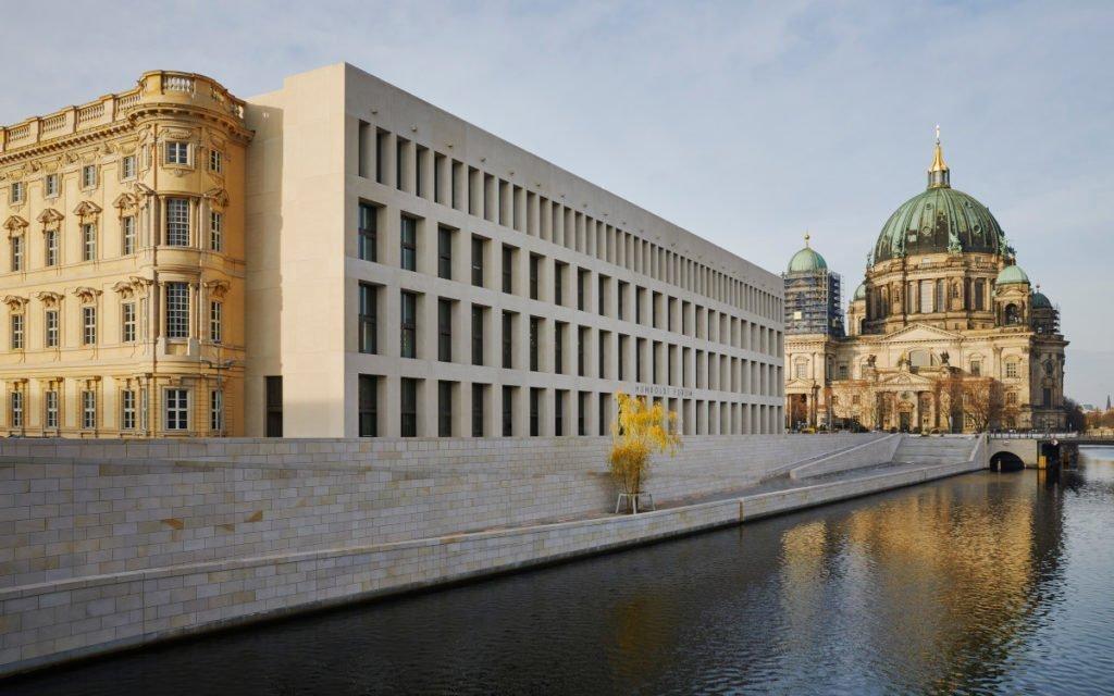 Humboldt Forum Berlin (Foto: SHF / Christoph Musiol)
