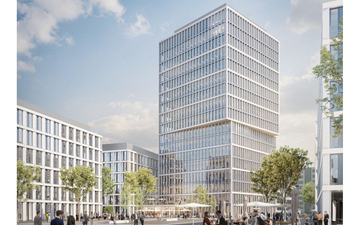 Neue Samsung-Zentrale in Eschborn (Foto: Samsung)