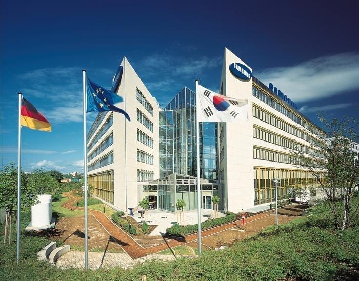 Aktuelle Samsung Zentrale in Schwalbach (Foto: Samsung)