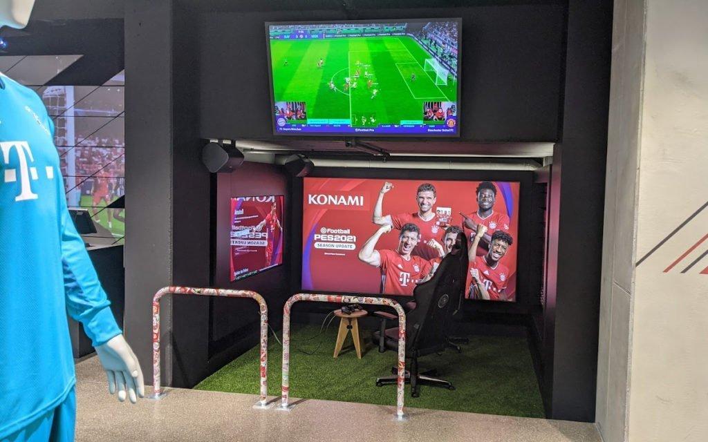 FIFA-Football auf der Playstation (Foto: invidis)