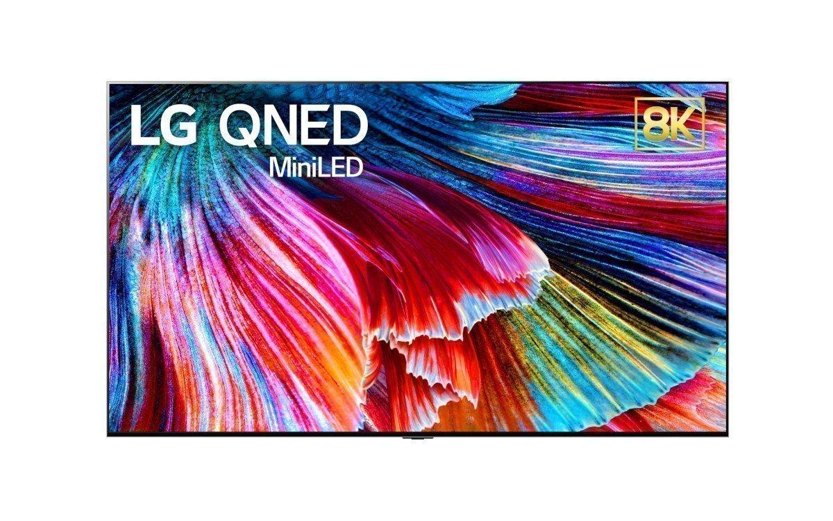 LG QNED-Displays kombinieren LCD und MiniLED (Foto: LG)