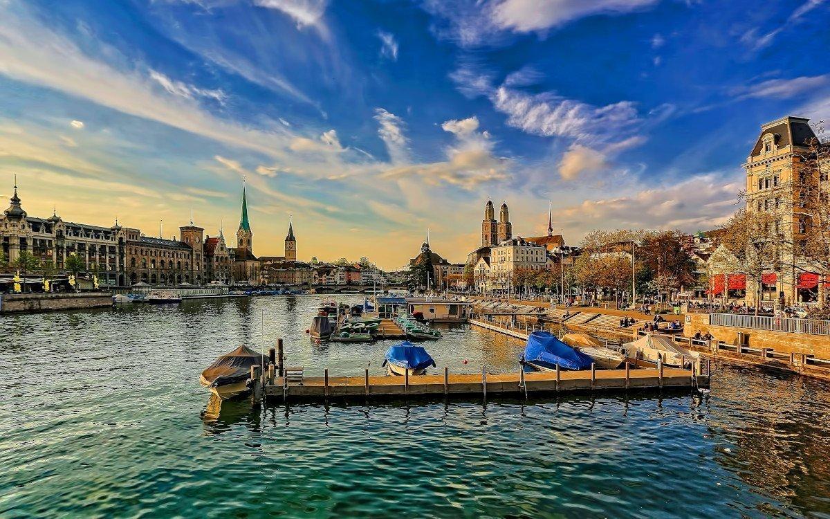 Auch in Zürich kommt der Lockdown (Foto: Ricardo Gomez Angel / Unsplash)
