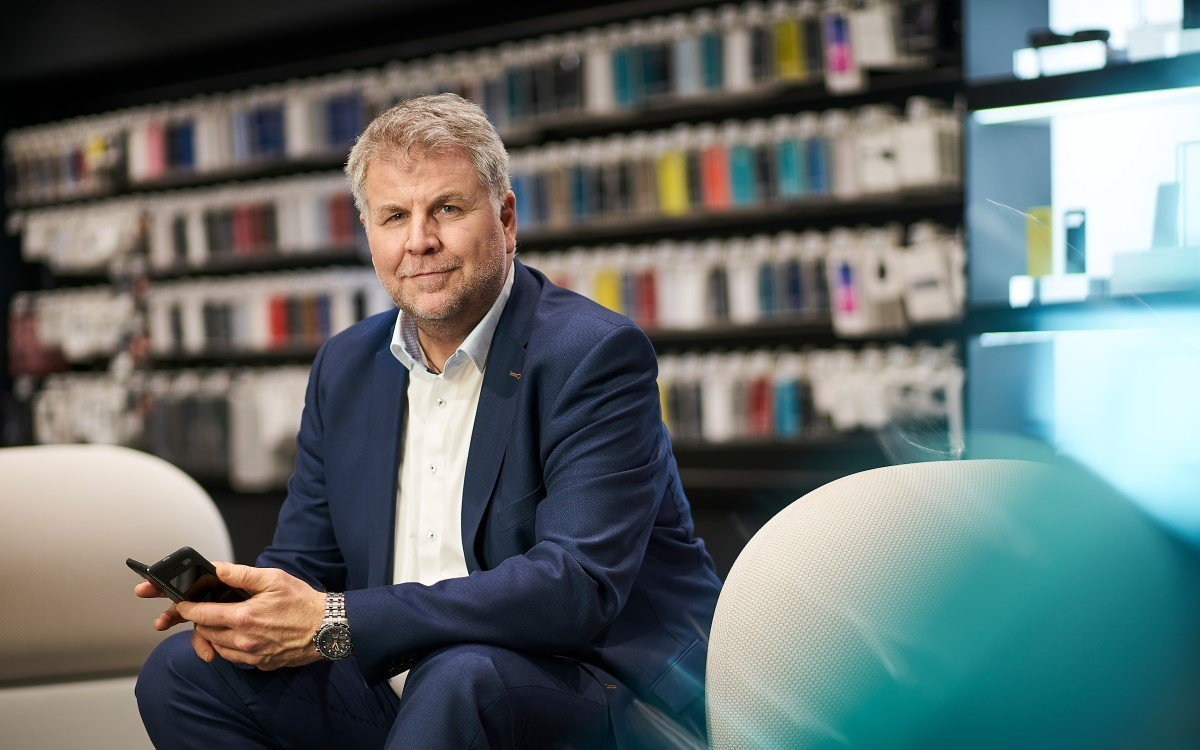 Markus Korn, Director Sales and Marketing Display Solutions bei Samsung Electronics (Foto: Samsung)