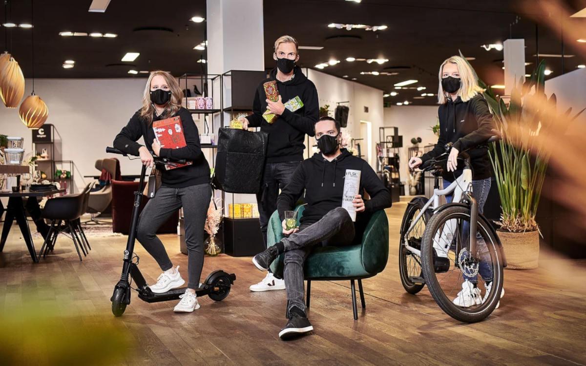 Das Team des Start-ups in Köln (Foto: Blaenk)
