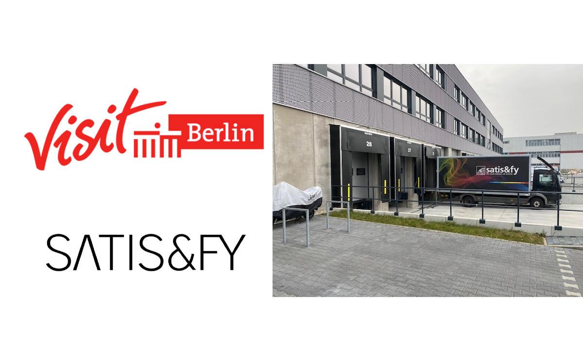 satis&fy ist neuer Sustainable Partner von visitBerlin (Foto: satis&fy/visitBerlin)