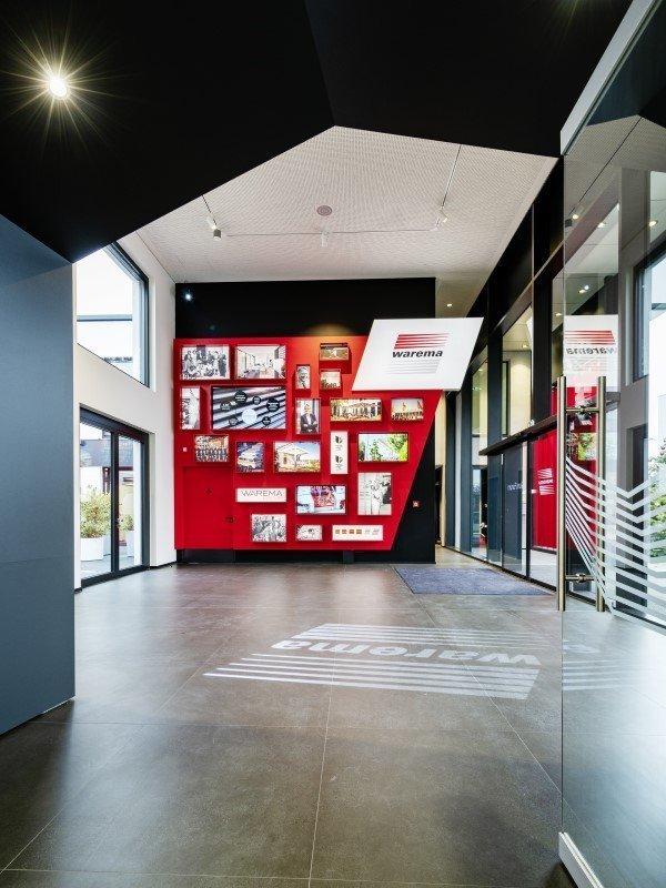Warema Sun Forum in Wertheim (Foto: umdasch)