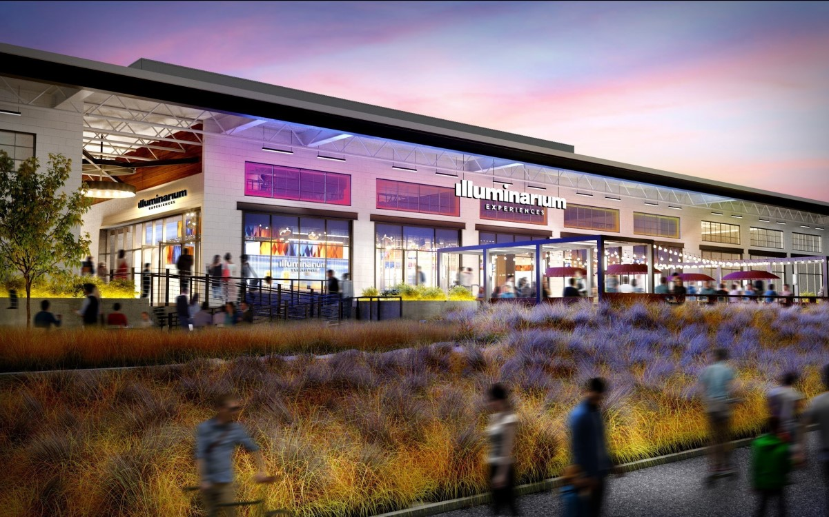 Die ersten Illuminarium Eventcenter eröffnen noch 2021 in Atlanta, Miami und Las Vegas (Foto: Panasonic)