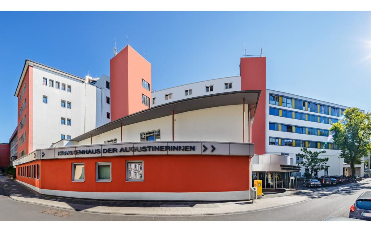 Krankenhaus der Augustinerinnen in Köln (Foto: KH Augustinerinnen)