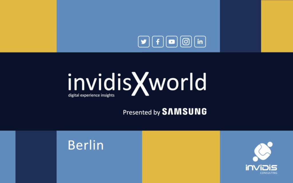 invidisXworld Best of Berlin (Foto: invidis)