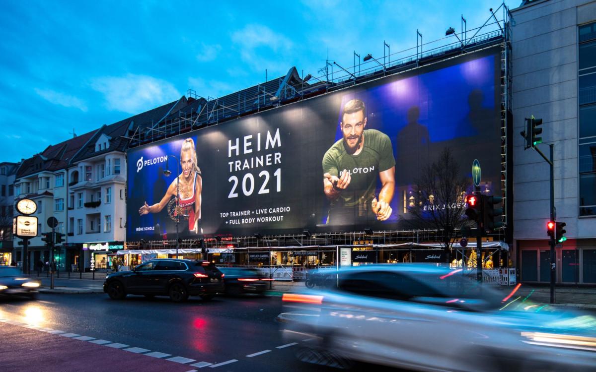 Pepelton Kampagne in Berlin (Foto: Ströer)