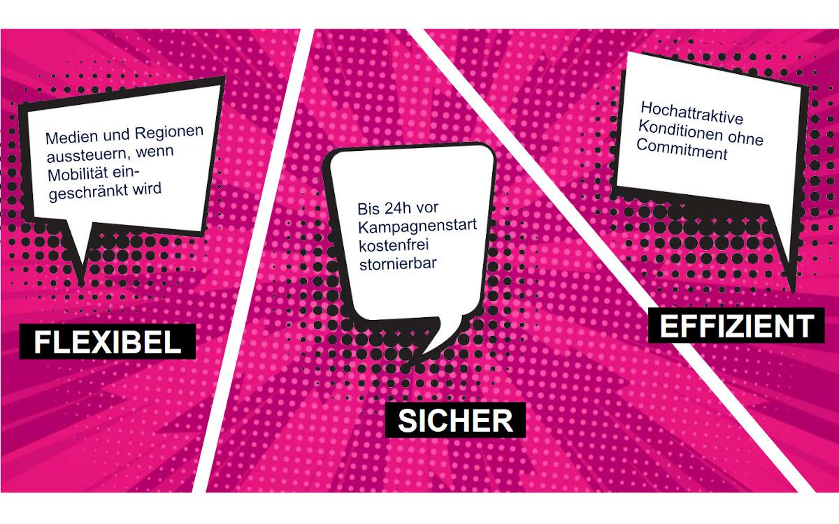 Ströer DooH Pandemie-Kampagne (Foto: Ströer)
