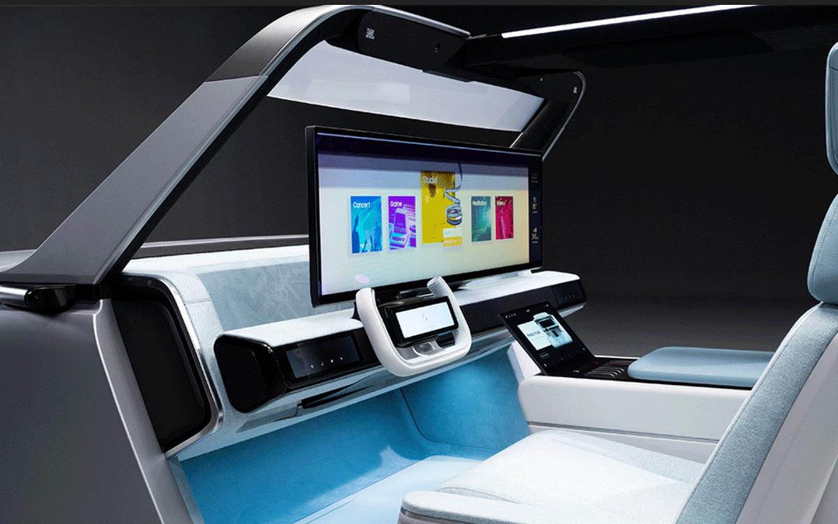 Samsung Digital Cockpit 2021 (Foto: Samsung)