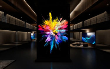 Neue Sony CrystalLED (Foto: Sony)