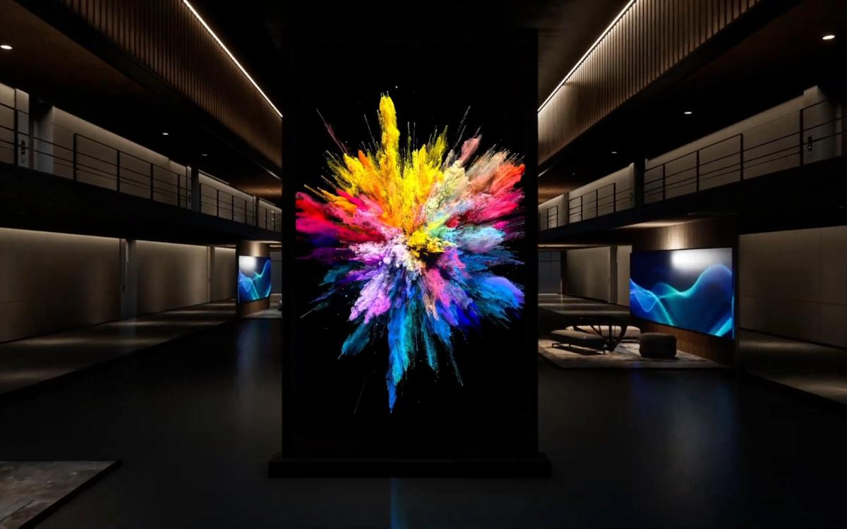 Neue Sony CrystalLED (Foto: Sony)