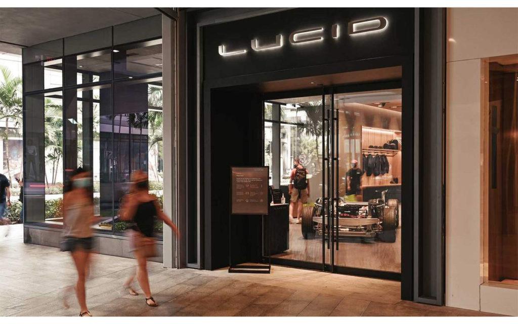 Lucid Studio in Miami (Foto: Lucid)