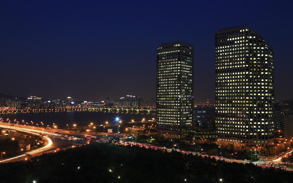 LG Twin Towers in Seoul (Foto: LG)