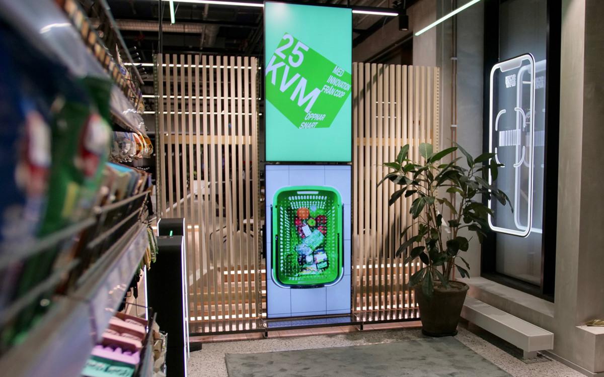 Coop Innovationsstore in Stockholm (Foto: Coop)