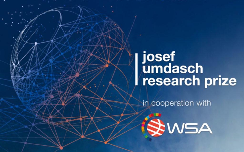 WSA Josef Umdasch Research Prize (Foto: WSA)