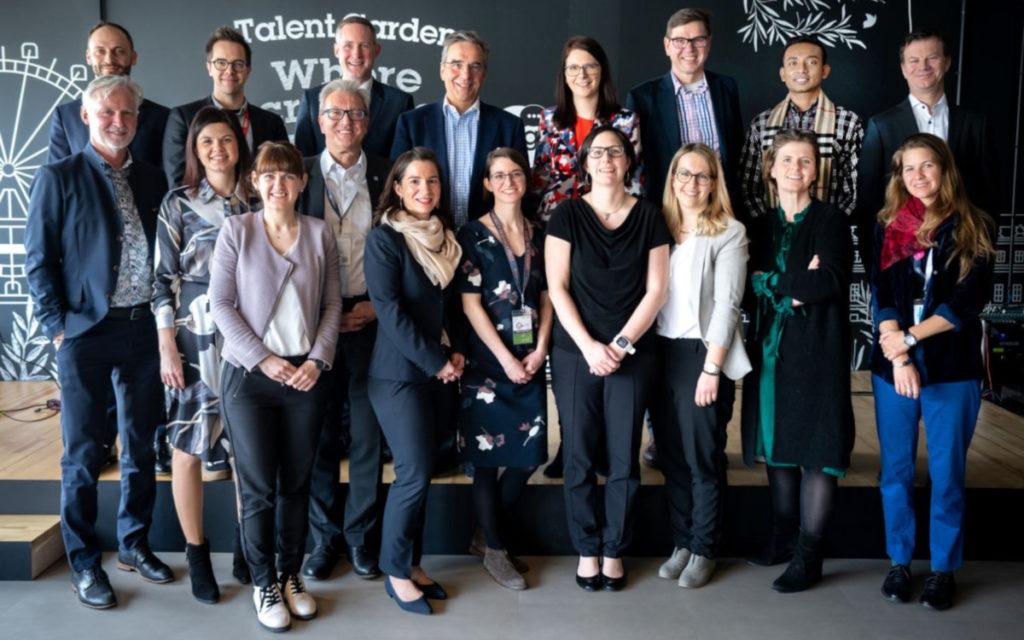 Jury des WSA Umdasch Research Prize 2020 in Wien (Foto: WSA)