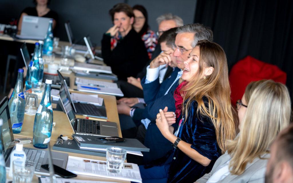 Jurysitzung des WSA Umdasch Research Prize 2020 in Wien (Foto: WSA)