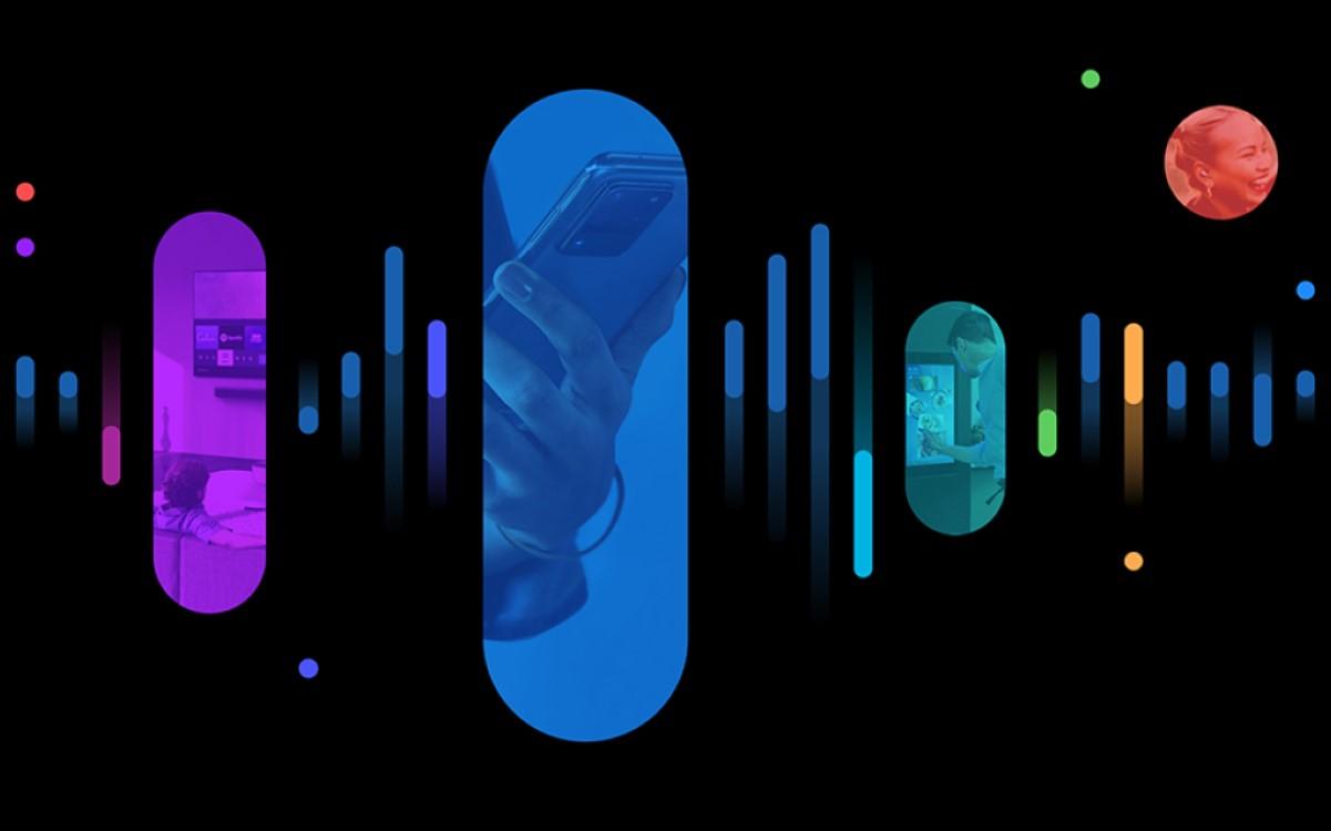 """Grafik zur Vorstellung des neuen Klangauftritts """"The Voyage"""" von Samsung (Foto: Samsung)"""