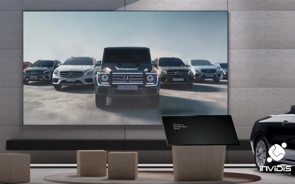 Experience.One Projekt für Mercedes Benz China (Foto: EO)