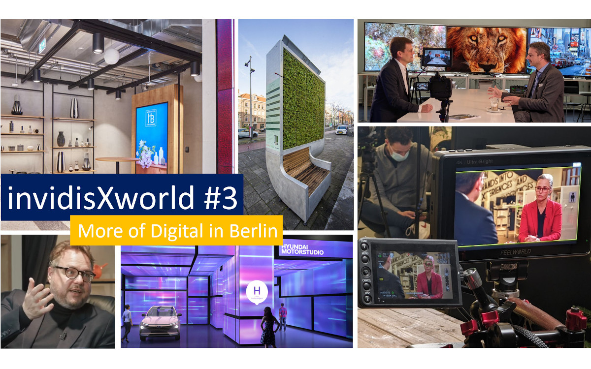 invidisXworld #3 - Das Digital Signage Magazin (Foto: invidis)