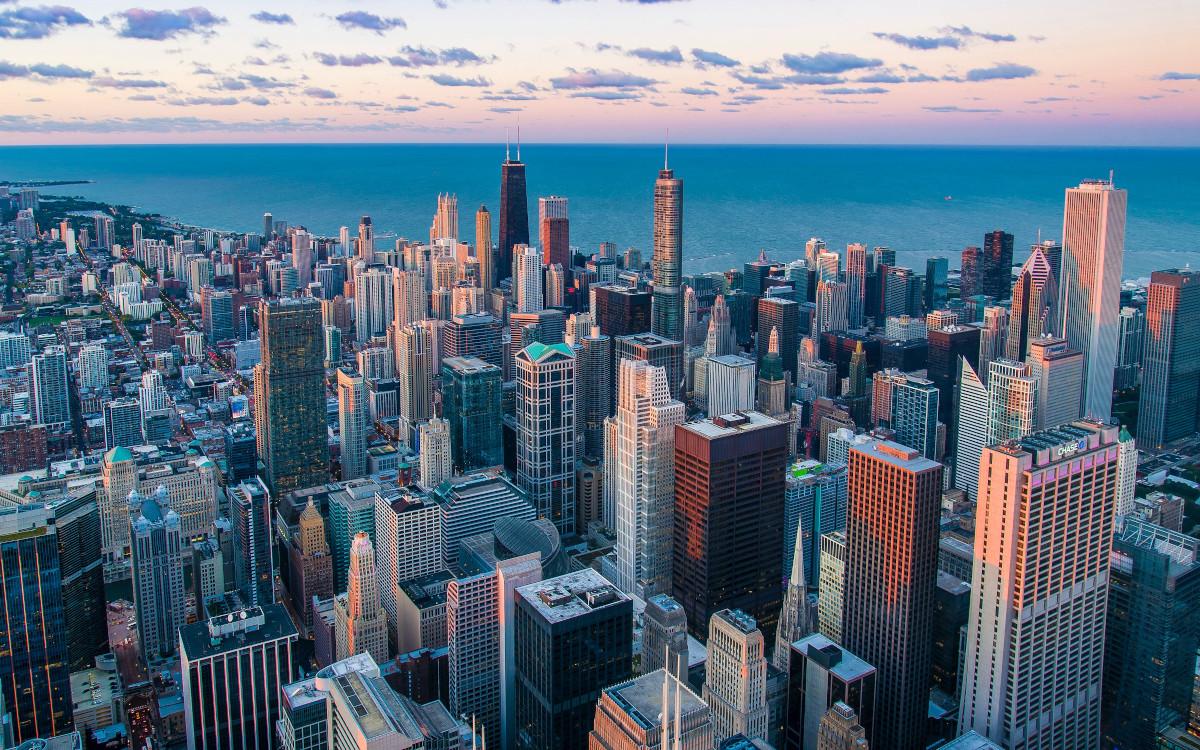 Chicago Skyline (Foto: Pedro Lastra / Unsplash)