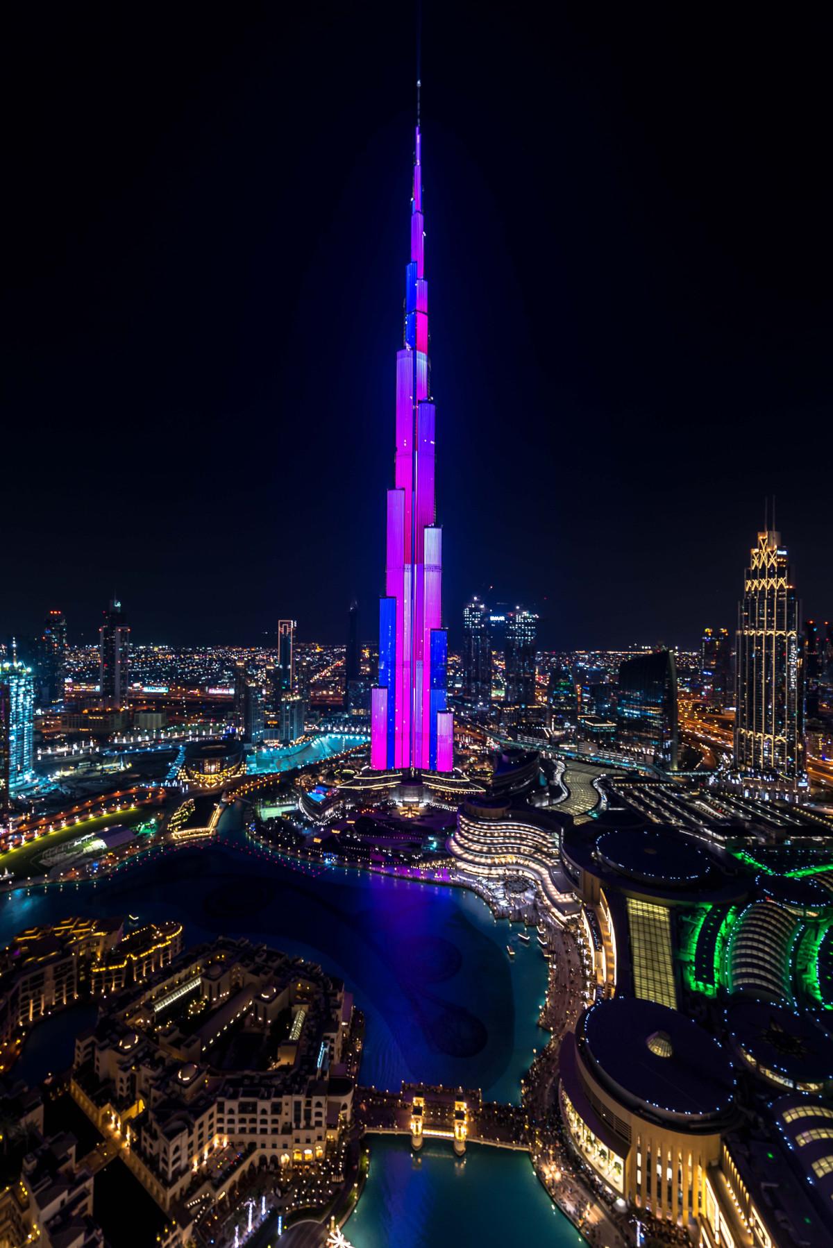 Burj Khalifa Open Design Call (Foto: Emaar)